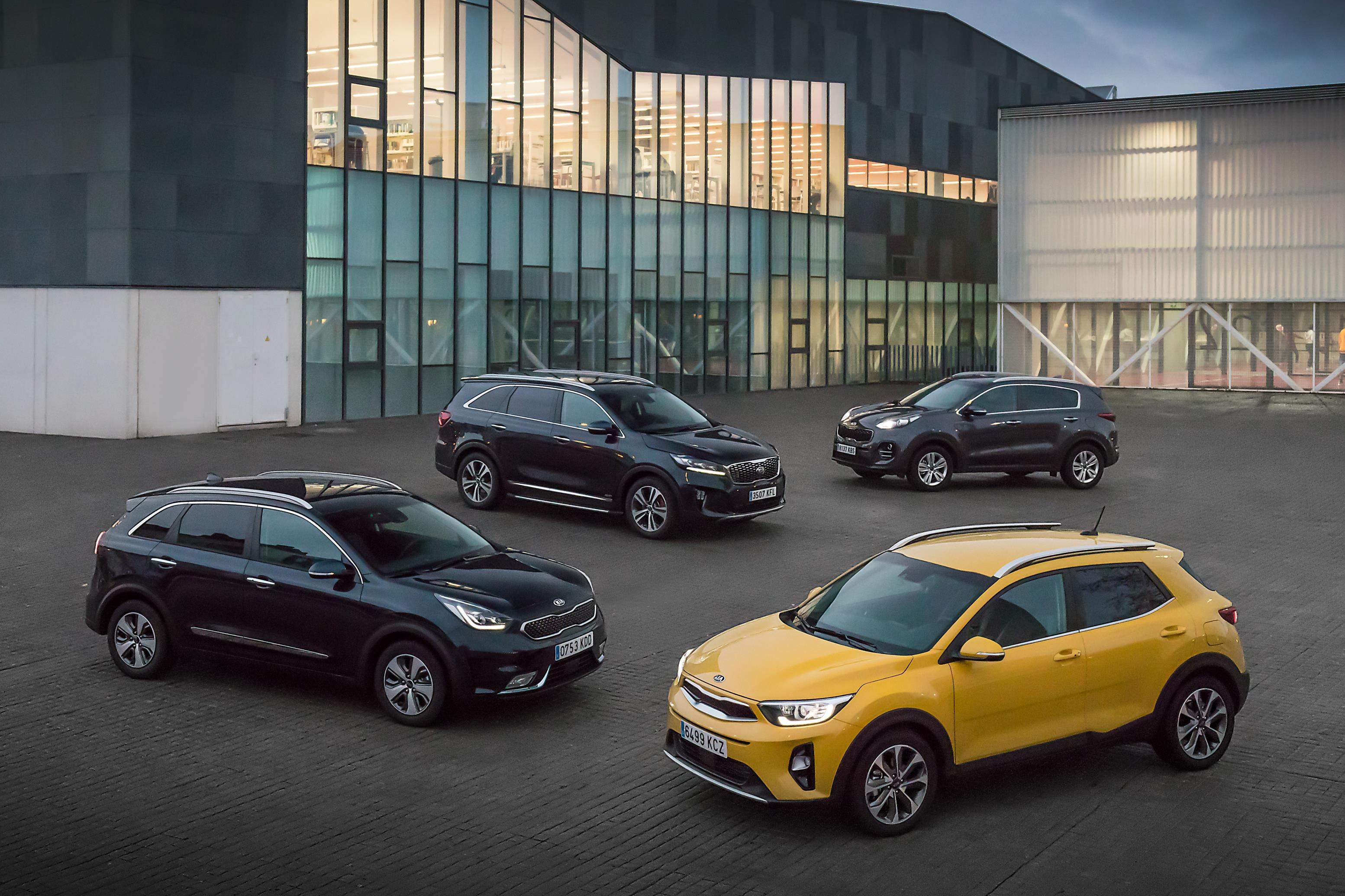 Gama Crossover by KIA