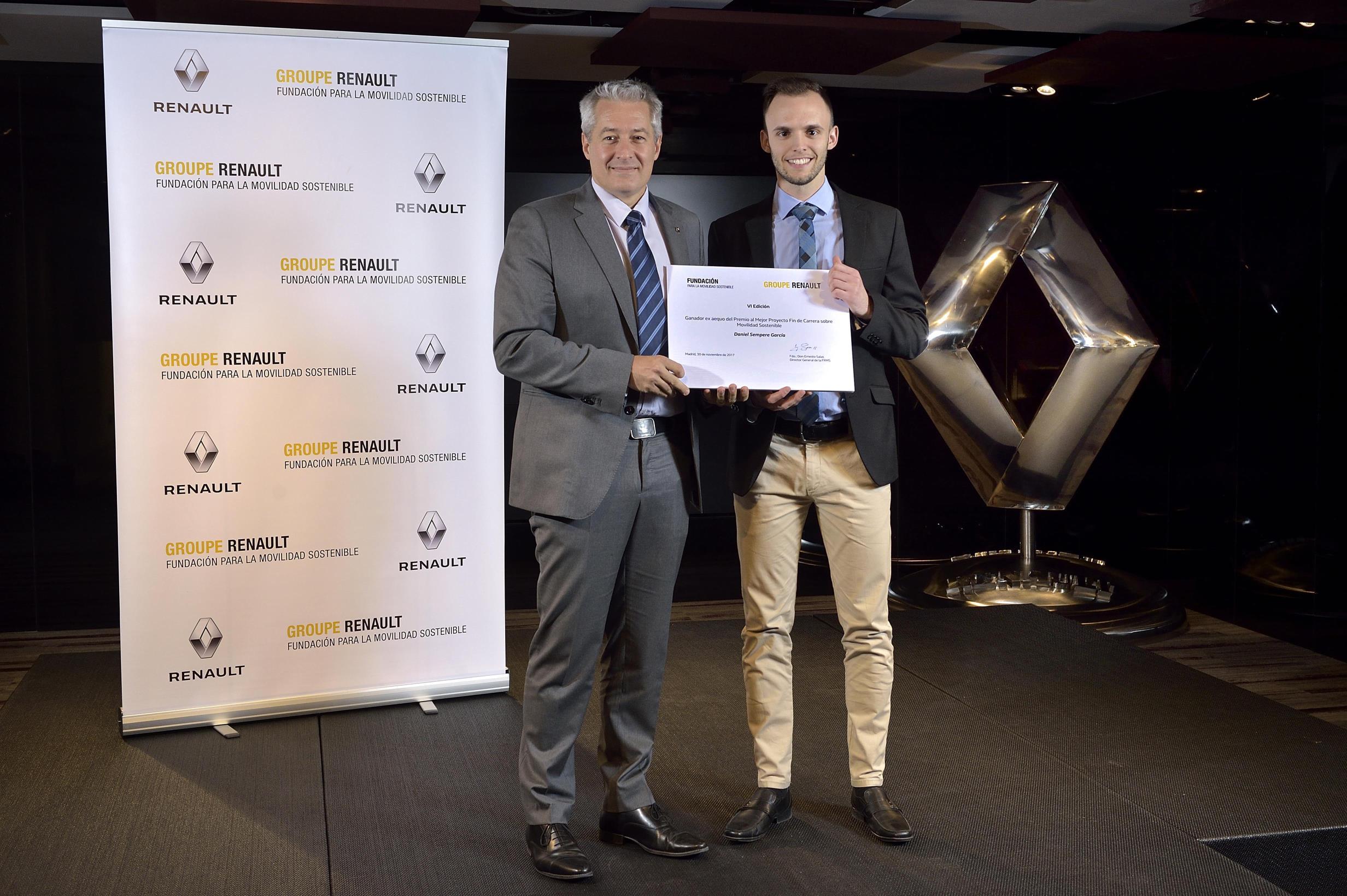 Concurso al Mejor Proyecto de Fin de Carrera sobre Movilidad Sostenible