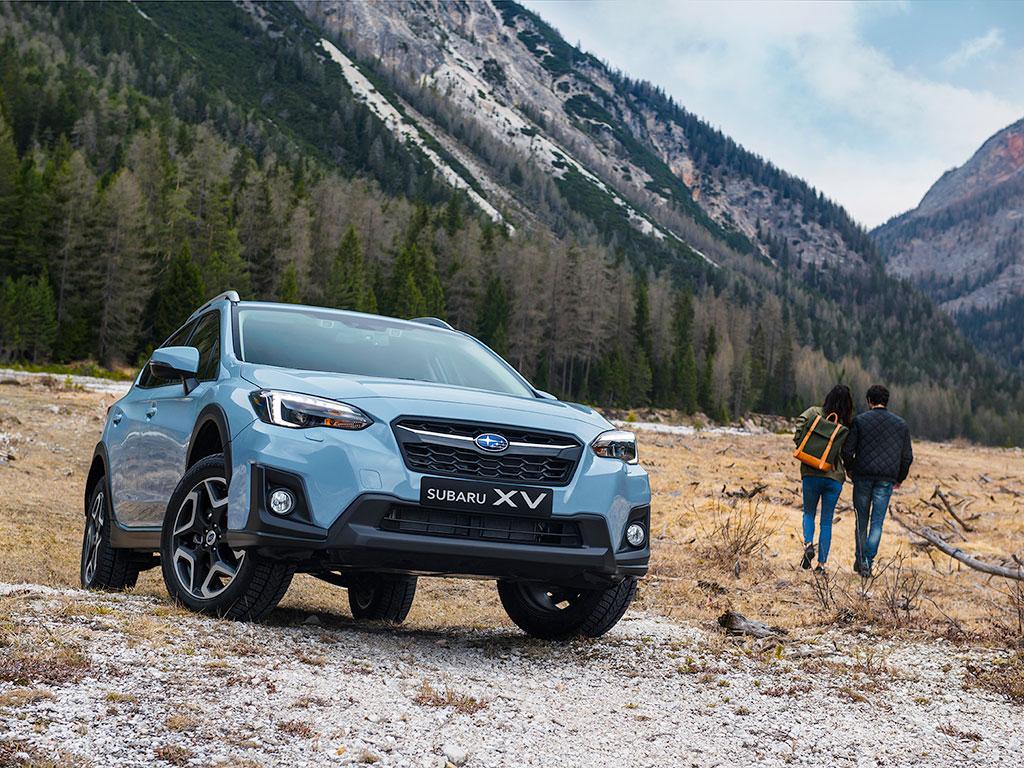 Subaru XV, los más seguros del segmento pequeño coche familiar