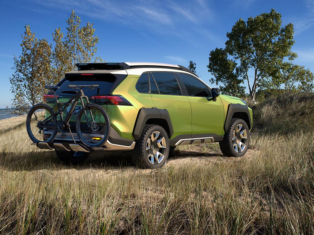 Toyota Adventure Concept (FT-AC)