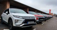 Mitsubishi Eclipse Cross aumenta la gama
