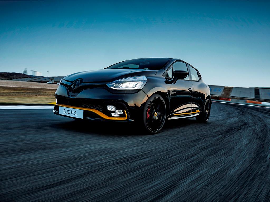 Renault Clio Serie Limitada R.S. 2018