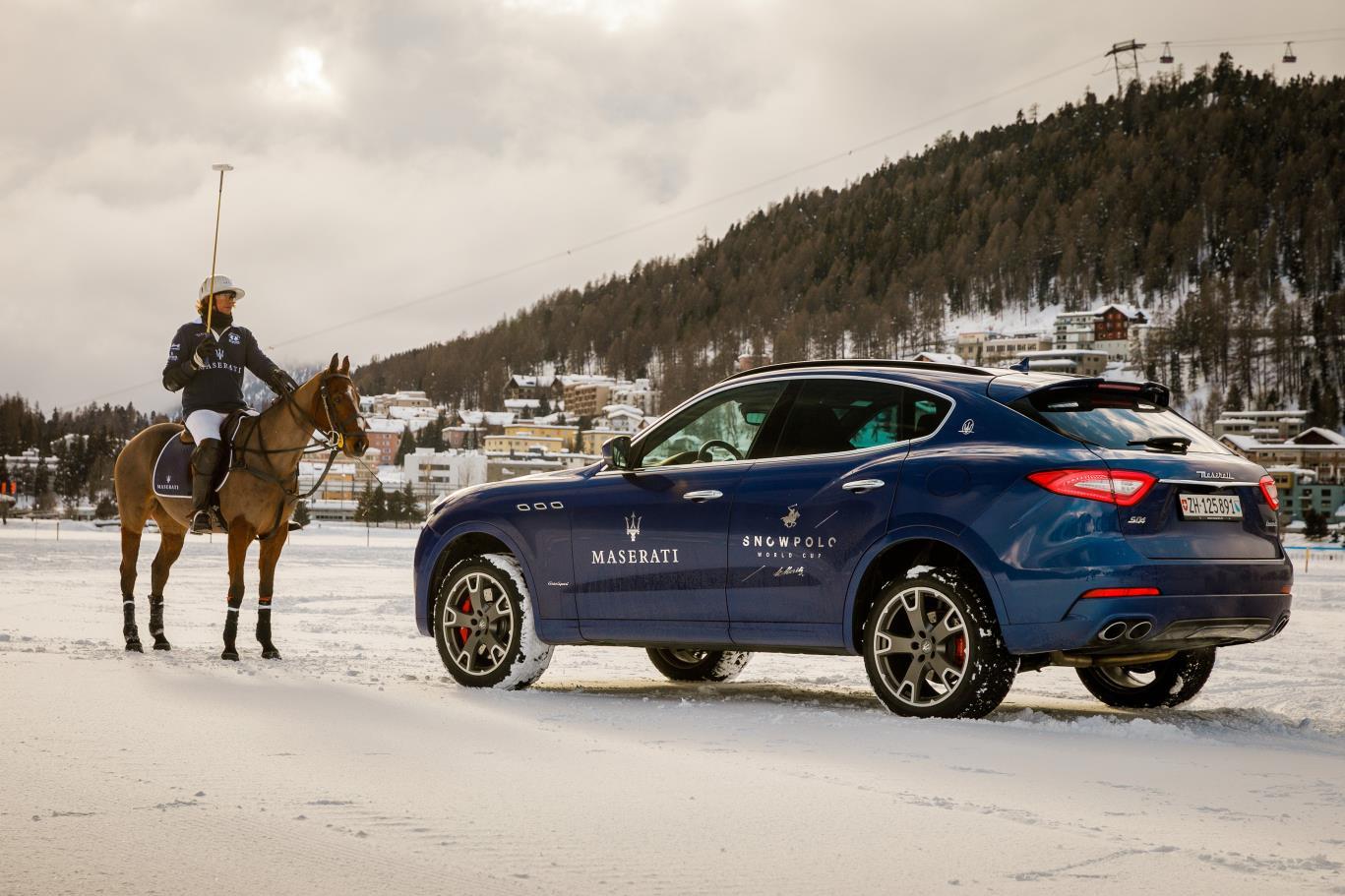 Maserati Polo Tour 2018