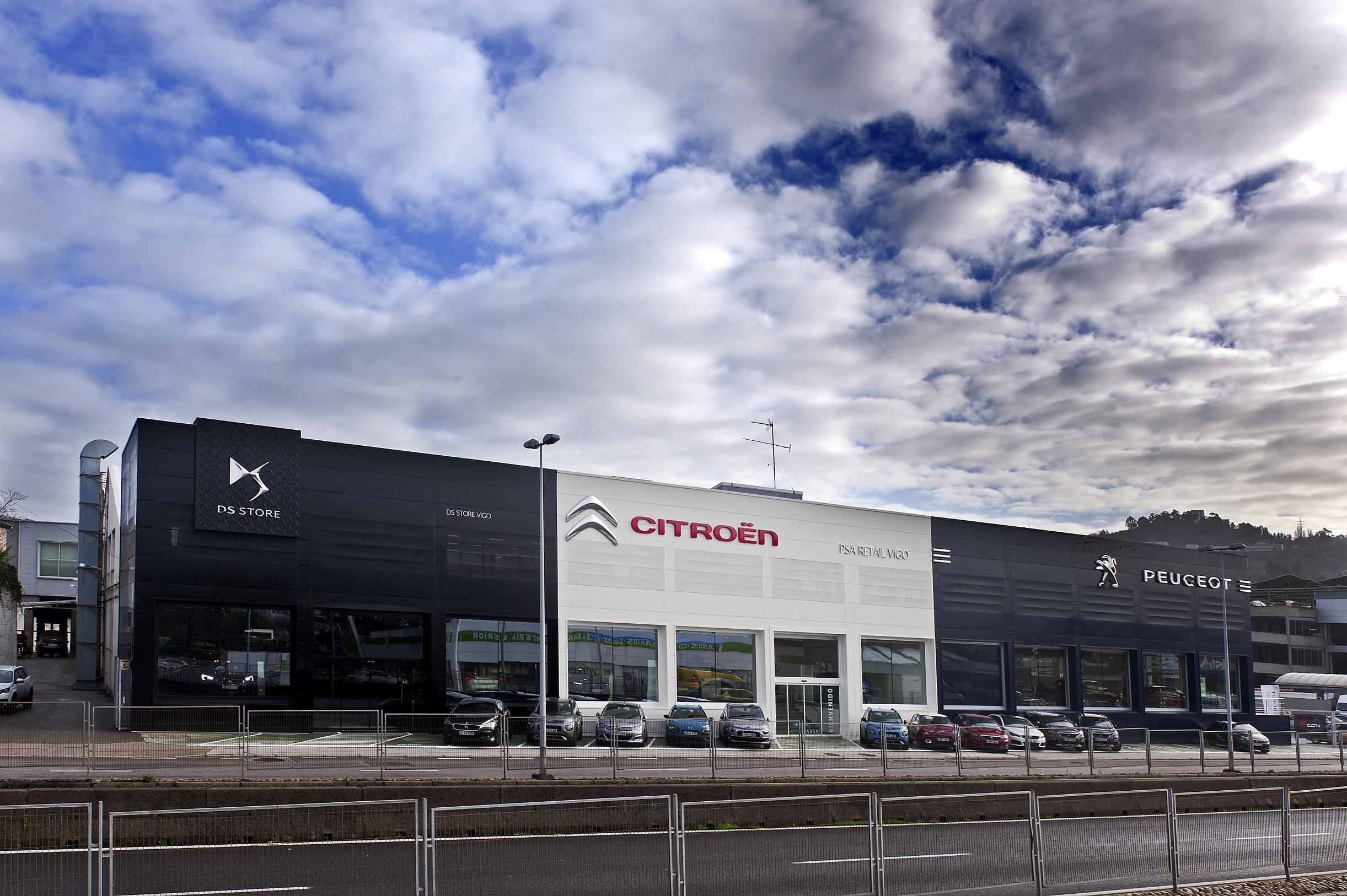 PSA Retail inaugura instalaciones en Vigo