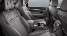 Bentley Bentaiga V8, SUV de lujo