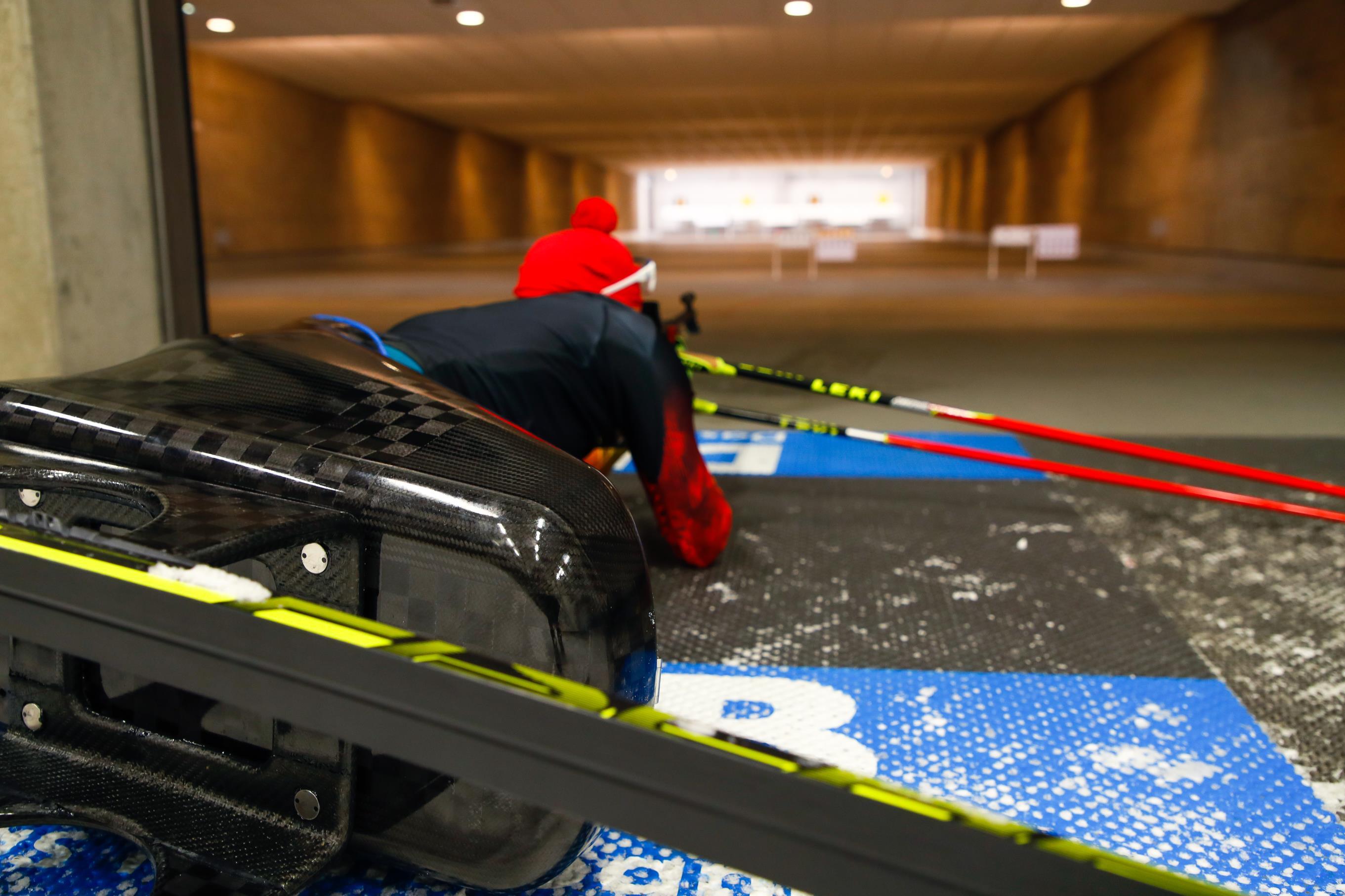 TOYOTA Motorsport GmbH fabrica un trineo de esquí para Andrea Eskau