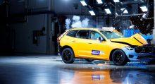 Volvo XC60, el SUV grande más seguro del Mundo