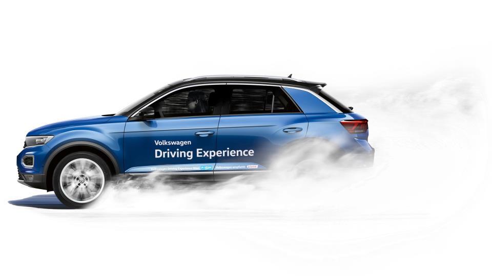 Arranca la VW Driving Experience en Austria