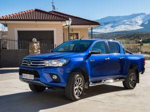 Toyota Hilux 2018, ya en los concesionarios