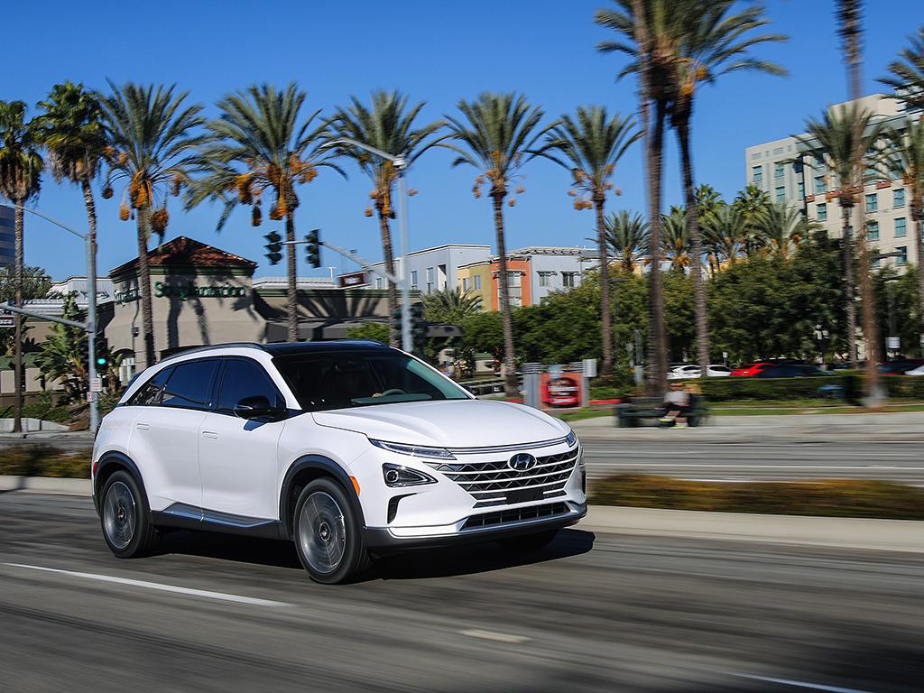 Hyundai Nexo, la movilidad del futuro
