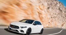 Mercedes Benz Clase A, referencia del segmento