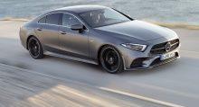 Mercedes Benz CLS, ya a la venta