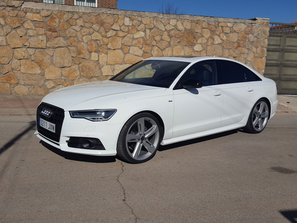 Audi A6 Ultra Tdi, eficiencia máxima