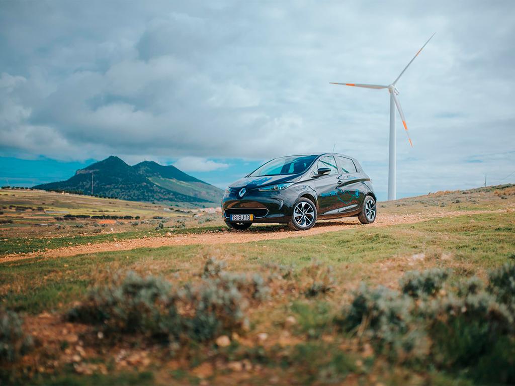 Renault crea un Ecosistema eléctrico inteligente