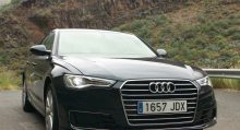Audi A6 Ultra TDI protagonista