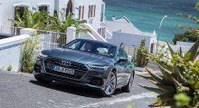 Audi A7 Sportback, deportividad