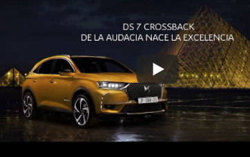 París protagonista del anuncio del DS7 Crossback
