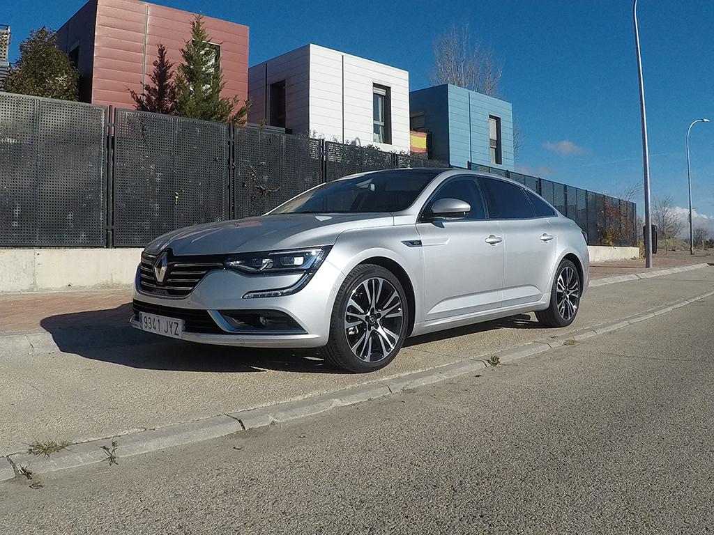 Renault Talisman Initiale, sin límites