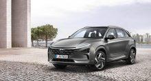 Hyundai Nexo, el utilitario del futuro