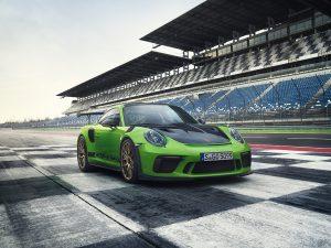 Porsche 911 GT3, lo último de Porsche