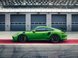 Porsche 911 GT3 directo a la competición