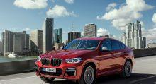 BMW X4 totalmente renovado