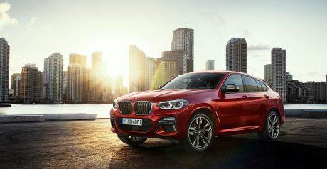 BMW X4, deportivo refinado
