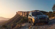 Subaru Forester más seguro