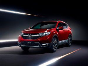 Honda CR-V estreno en el GIMS 2018