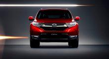 Honda CR-V en estomesuena