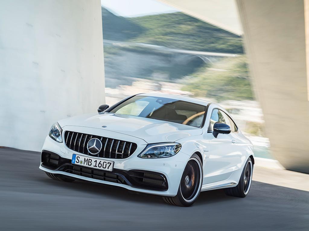Nuevos Mercedes-Benz AMG C63
