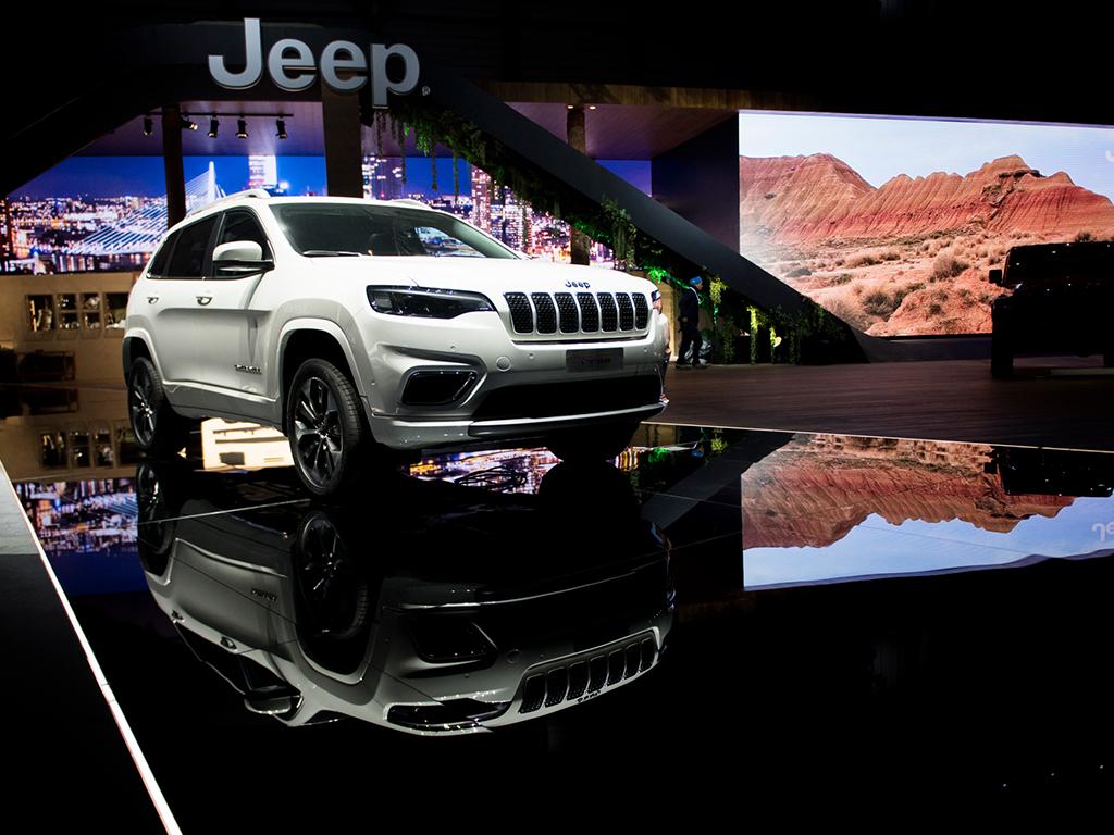 Jeep Cherokee, poniéndose al día