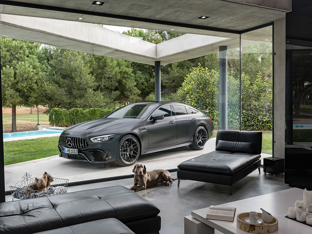 Mercedes-Benz AMG GT 4 puertas