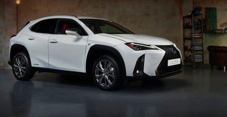 Presentación Mundial Lexus UX-F