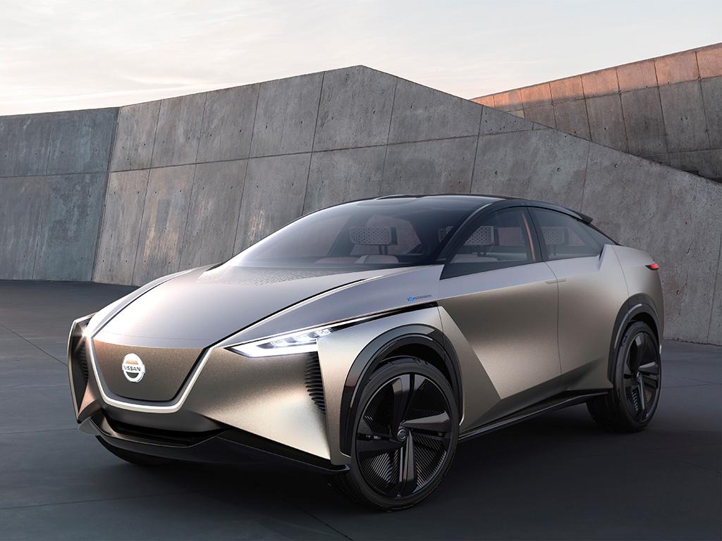 Prototipo Nissan IMx KURO
