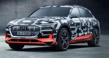 Audi e-Tron, el SUV 100% eléctrico