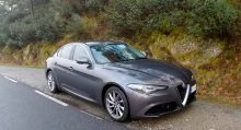 Alfa Romeo Giulia, amor a primera vista