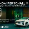 Hyundai Personall el nuevo Renting de Hyundai