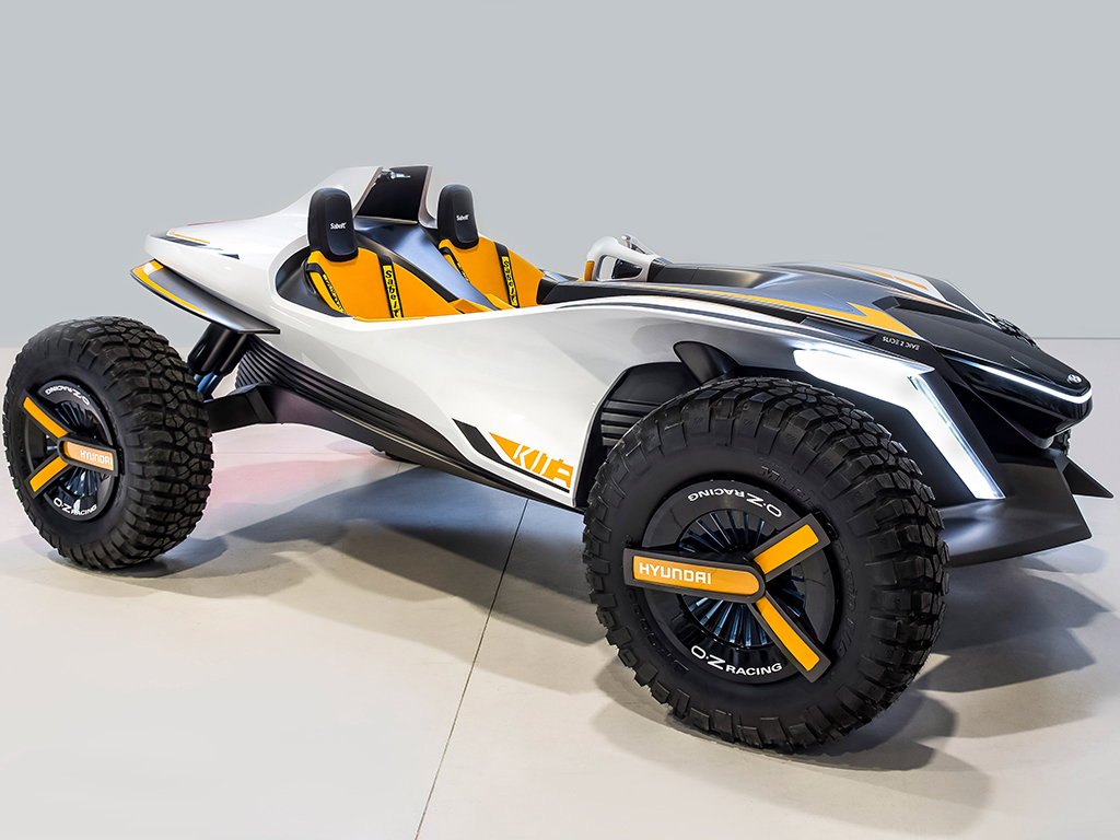 Hyundai Kite, el Buggy Eléctrico Concept