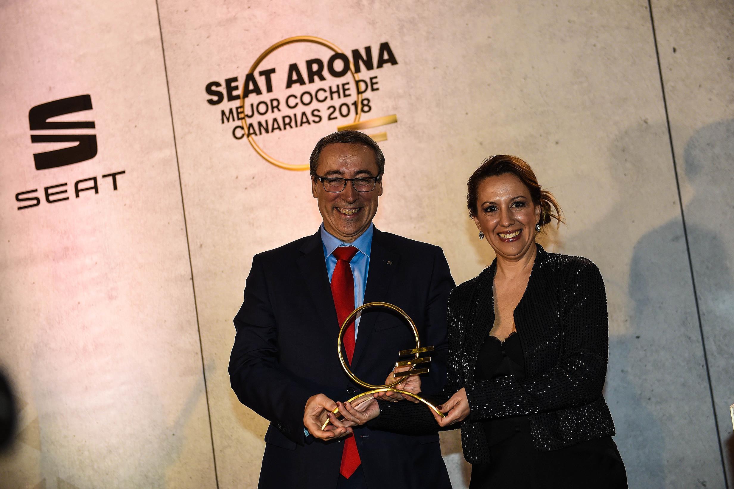 SEAT Arona coche del año en Canarias