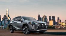 Lexus UX-F, nuevo Crossover