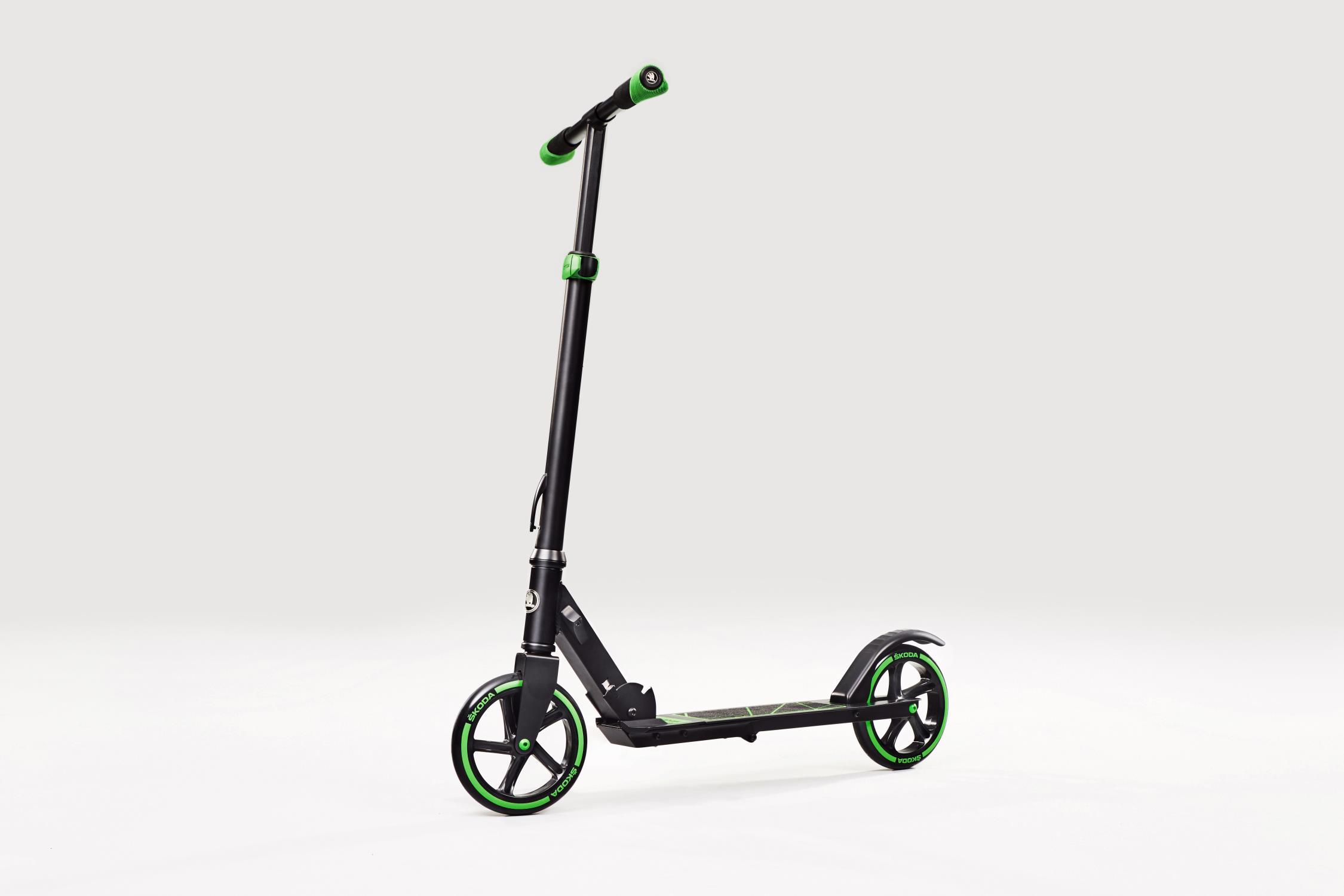 SKODA presenta su Scooter Concept
