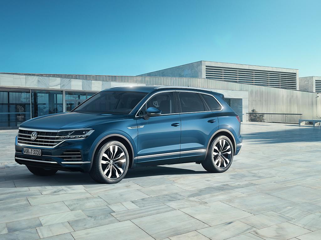 Ya está a la venta el nuevo VW Touareg