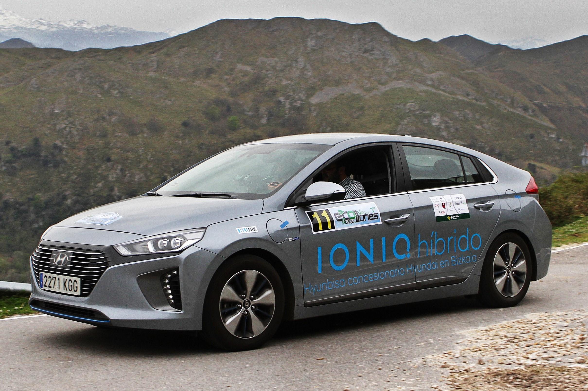 El nuevo Hyundai IONIQ 5 estrellas Euro NCAP