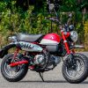 Honda Monkey, mini-moto de los 70