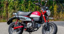 Honda Monkey, mini-moto de los 70