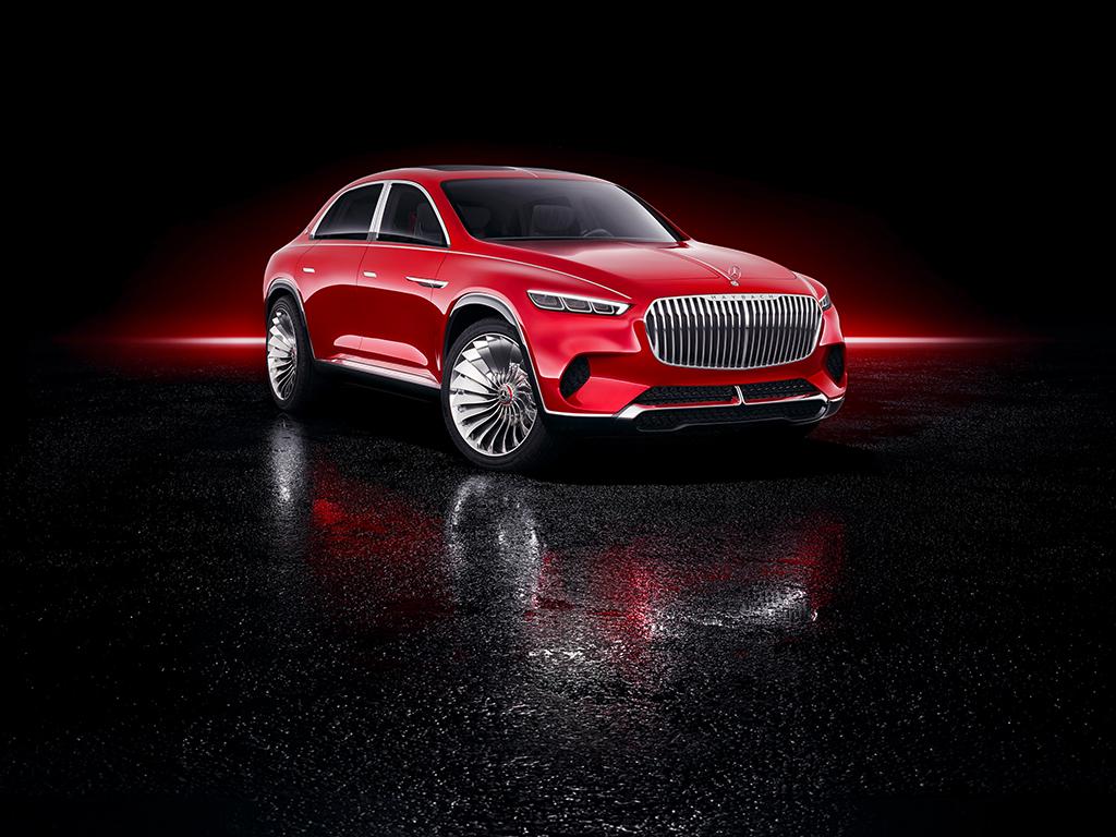 Vision Mercedes-Benz Maybach