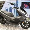 Honda PCX125 en el Salón Vive la Moto
