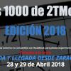 Los 1000 de 2TMoto edición 2018