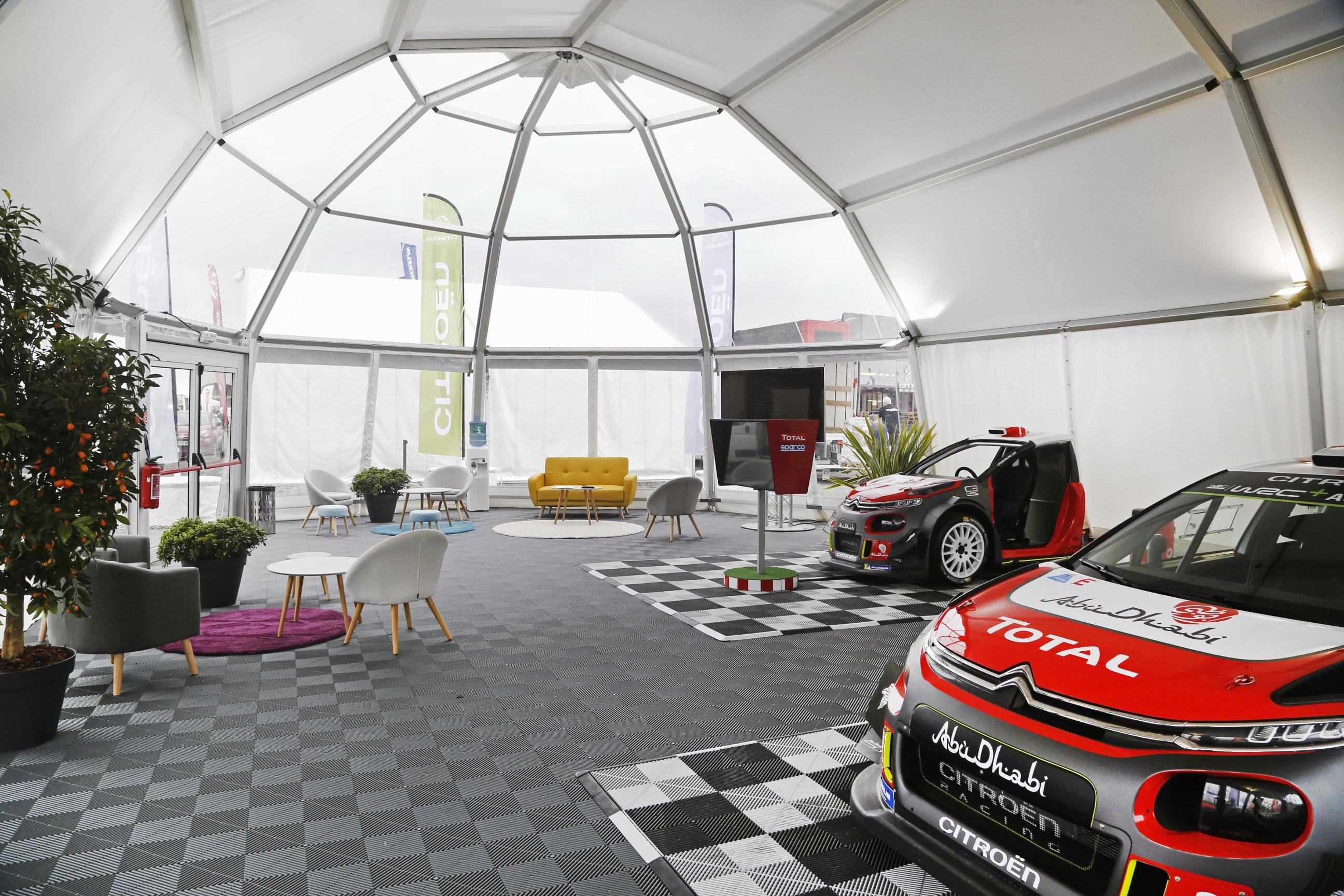Citroën socio oficial del Tour de Córcega